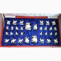 Шахматы из слоновой кости
