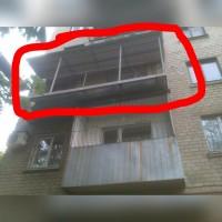 Решетки, балкон, навесы