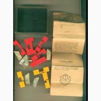 Набор головоломок ссср 1982г