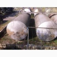 Ёмкости, цистерны, резервуары металлические от 1.5 куба. Ресивера и мн.др