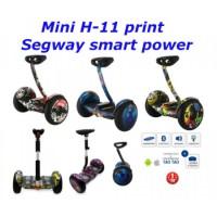 Сигвей Min + APP + самобаланс H-11 print segway smart scooter balance гироскуте