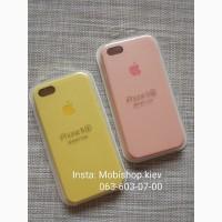 Чехол-накладка Silicon Case на Iphone 5/ 5se летние цвета