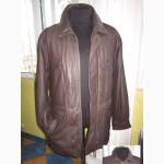 Утеплённая кожаная мужская куртка STANFORD. США. Лот 312