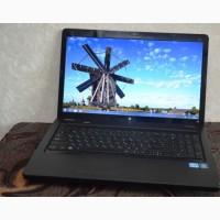 Продам большой 4-х ядерный ноутбук HP G72 c хоpoшей диагональю 17.3