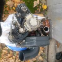 Продам компрессор АК-150МКВ c помпой