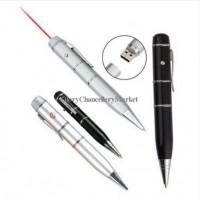 Подарункова ручка, флешка 32гб, лазерна указка - 3в1