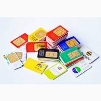 Магазин зарубежных SIM карт в Украине