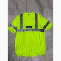 Светоотражающая футболка Cool MAX полиции Великобритании