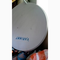 Спутниковая антена и тюнеры