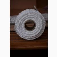 Канат капроновый, канат полипропиленовый, верёвка