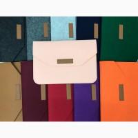 Чохол-конверт Повстяний чохол конверт ZAMAX для MacBook Air і Pro 13.3 З кишенями сумка п
