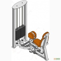 Тренажер для приводящих и отводящих мышц бедра комбинированный (ТС-216)