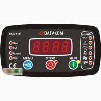 DATAKOM DKG-116 модуль ручного и удаленного пуска