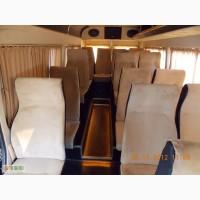 Akkerman-bus. Обшивка, перетяжка салона авто и сидений в Одессе