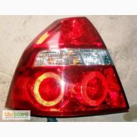 Задний фонарь Chevrolet Aveo T250 фонарь Шевроле Авео с 09
