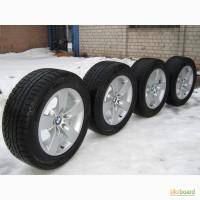 Комплект колес 4 шт.BMW525i,original style 242, 7J*16, 5x120,R16 225/55 ORIGINAL(E60-E61)