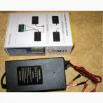 Зарядное устройство автомат 12В 5А (для автомобильных аккумуляторов 20-80 А ч) новое
