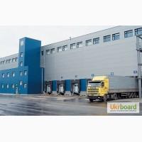 Строительство складов в Киеве