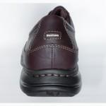 345 мм Dunham Weston мужские туфли кожаные коричневые