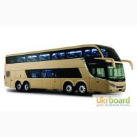 Автобус Алчевск - Луганск - Краснодон - Москва и обратно