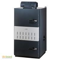 Твердотопливный пиролизный котел Solid 5000 W-2 SFW 26 HF UA от производителя