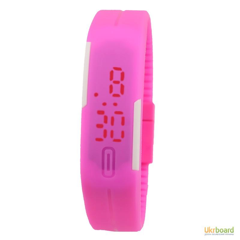 ... Спортивные часы браслет Led watch(силикон) ... 00ff83f9b5e60