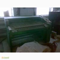 Продам оборудование для выделки меховых шкур