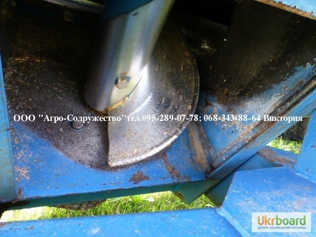 Фото 7. Прицеп Зерновой бункер накопитель прицепной Kinze 840