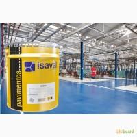 Краска для бетонных и цементных полов lSAVAL Изалпокс Эпоксидная 4 л