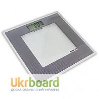 Весы электронные на стеклянной платформе Momert