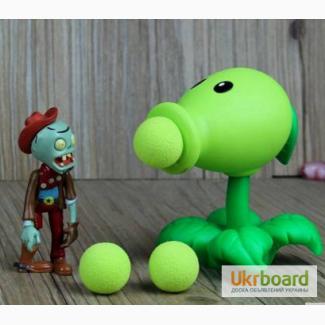 Набор игрушек по мотивам игры растения против зомби