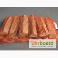 Продам дрова дуб в сетках по 6-8 кг Киеву и Киевской обл