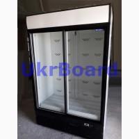 Холодильник вітринний бу однодверний, двохдверний з прозорими дверима 400л, 600л- 1400л