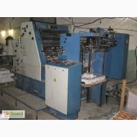Продам офсетную печатную машину RAPIDA 72 K 1998