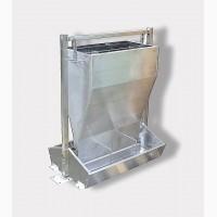 Автоматические кормушки для откорма свиней от 20 до 140 кг(ПКС304). нержавейка