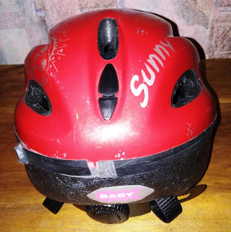 Фото 3. Детский велосипедный шлем, 44-50см
