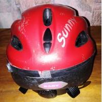 Детский велосипедный шлем, 44-50см