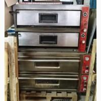 Печь для пиццы двойная GGF E99/A (19 кВт, 380В) для кафе, баров, пиццерий и ресторанов