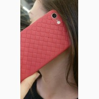 Чехол на айфон 7 8 силикон baseus bv weaving tpu case