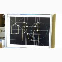 Продам программное обеспечение САПР для швейного производства, плоттер и компьютер