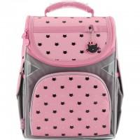 Рюкзак школьный каркасный Kite GoPack GO18-5001S-5 для девочки