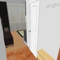 Смарт квартира студия 14 кв.м. под чистовую отделку м.Нивки