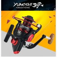 Yumoshi Катушка 3000 серия 12 подшипников Передаточное отношение 5.5:1