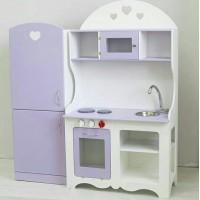 Детская игровая кухня с холодильником. Наложенный платеж