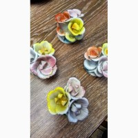 Продам фарфоровые цветы бутон