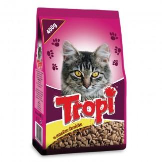 Сухой корм для животных тмTropi