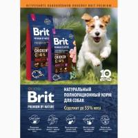 Брит Премиум корм для собак Brit Premium by Nature
