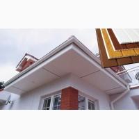 Водосточные системы, подшива крыши качественно и в сроки