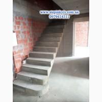 Бетонные лестницы любой сложности