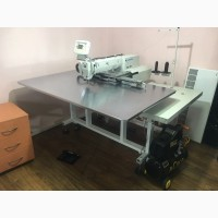 Швейная машина автомат циклического шитья. Jack Jk 6040d. поле 600х400мм